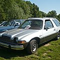 Amc pacer dl 2door station wagon