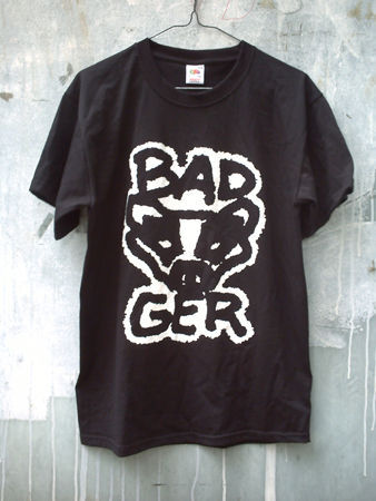T_shirt_badger_hard_rock