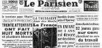 1er nov parisien libéré