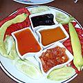 turquie : egirgir petit dejeuner haut en couleur