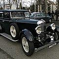 Lagonda st24 3-litre saloon, 1933