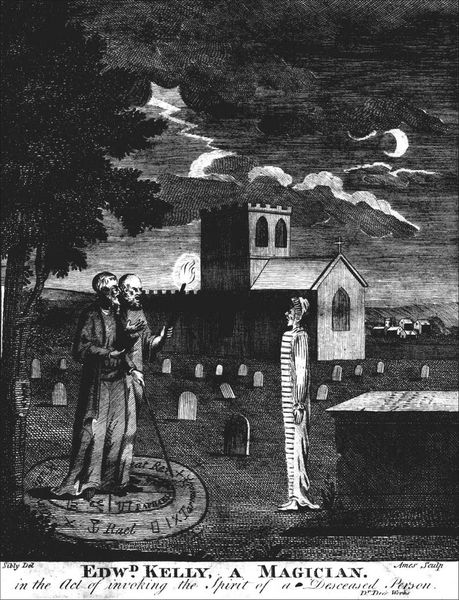 Illustration from the 1806 edition of Sibly s Astrology