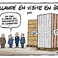 ps hollande humour irak