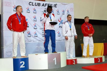 percy au tournoi de jujitsu de paris 2012