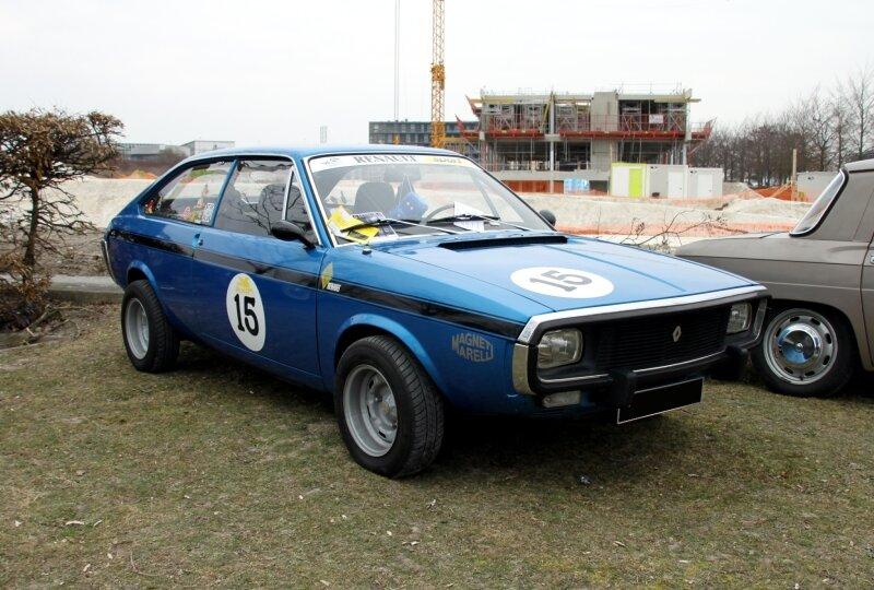 Renault 15 (23ème Salon Champenois du véhicule de collection) 01