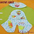 proposé par Couture : Un tapis de jeu pour enfant - le coffre de Scrat et Gloewen, couture, lecture, DIY, illustrations...