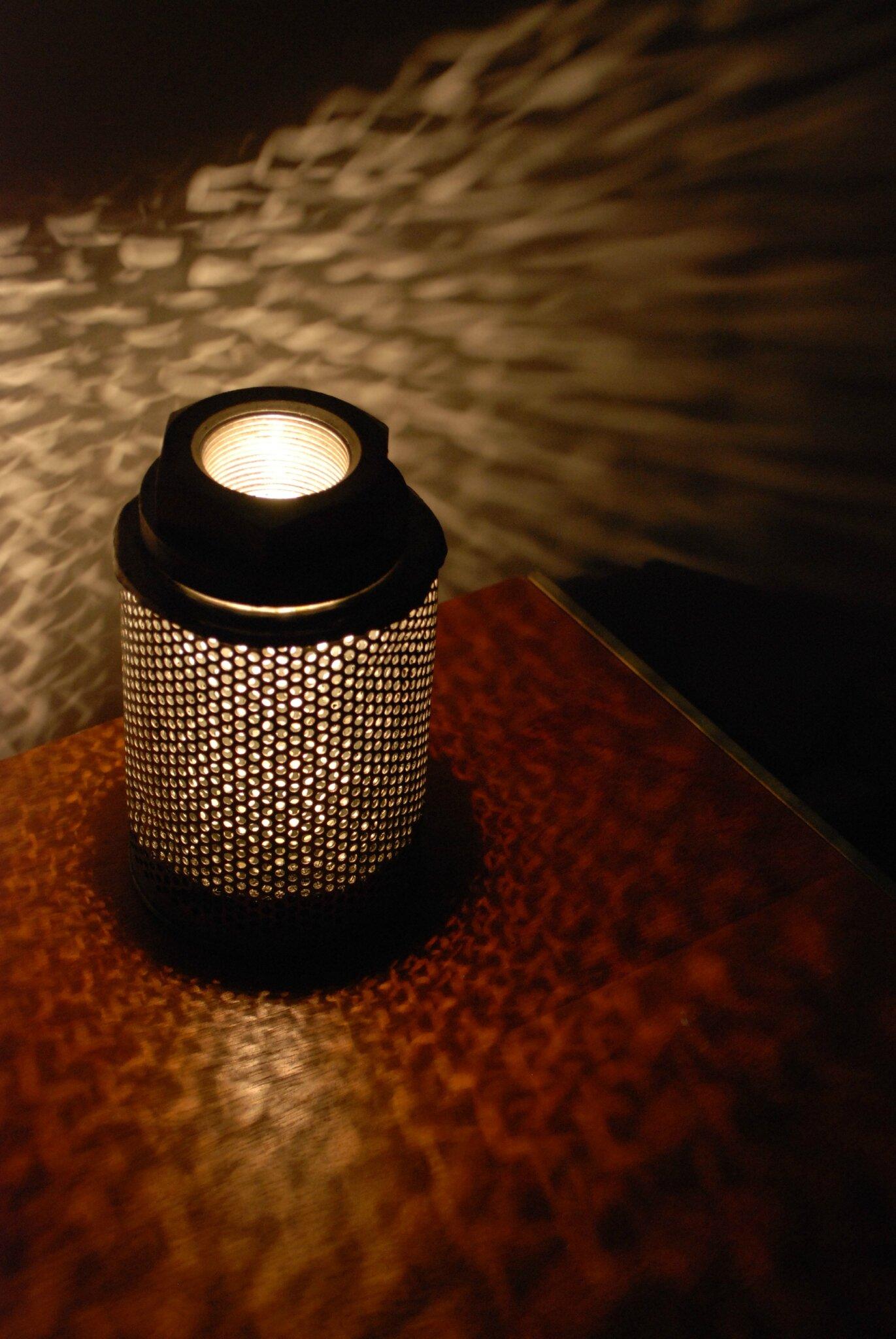 Lampe à filtre