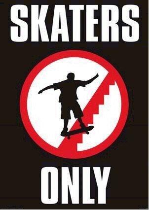 skater only