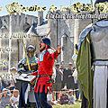 Les chevaliers de la table ronde dans le poitou à la cour des rois plantagenêt