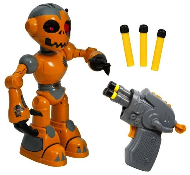 wowwee robot zombie 3