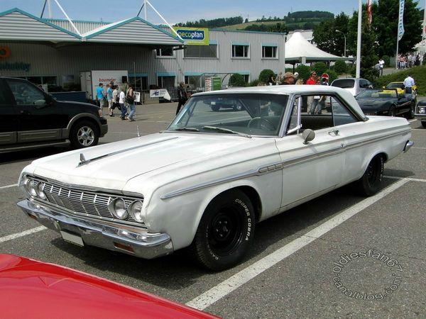 plymouth fury coupe 1966 3
