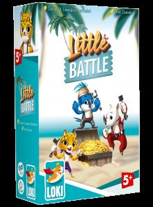 Boutique jeux de société - Pontivy - morbihan - ludis factory - Little battle