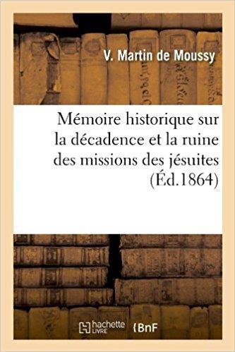Martin de Moussy