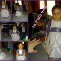 Mariage : préparatifs suite ....la robe d'alicia !