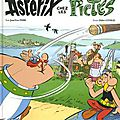 Asterix chez les pictes - rené goscinny et albert uderzo