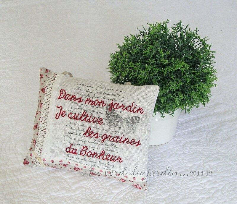 Cadeau Françoise ''D'une chose à l'autre'' 12-2014 copie