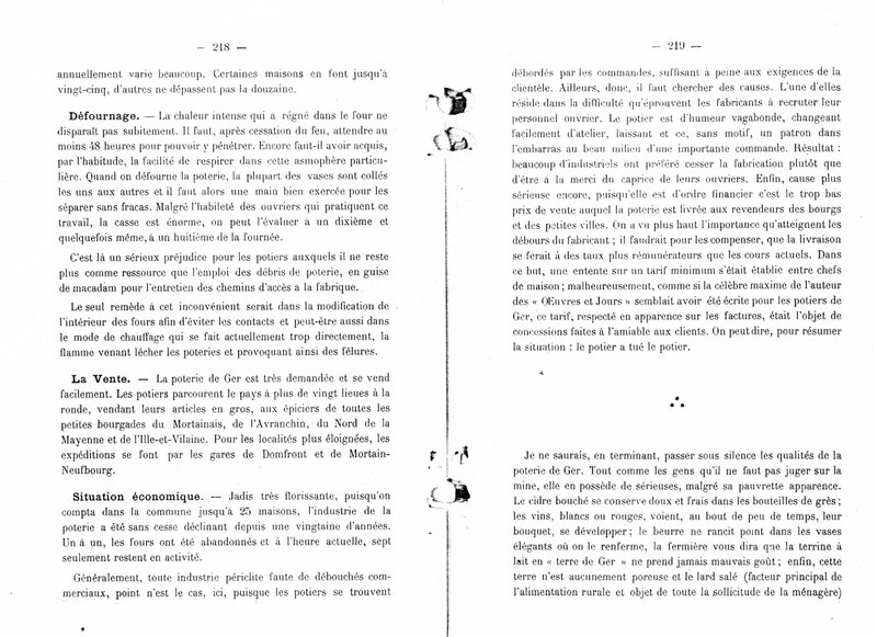 Mauger 1904 - Ger et ses poteries_Page_6