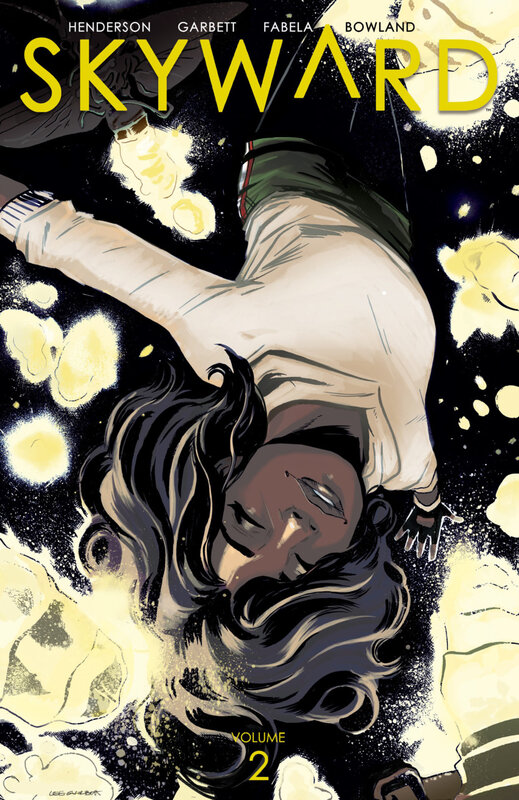 skyward vol 02 here there be dragonflies TPB