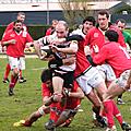 13-14, Fédérale III x Saint-Yrieix, 2 mars 2014