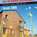6ème édition du forum habitat sain de bazouges sous hédé