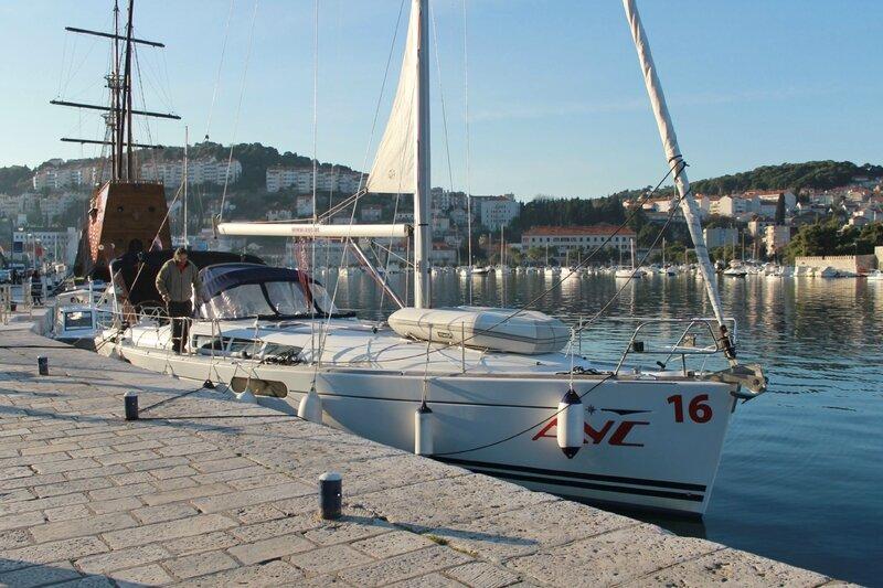 Istra à Dubrovnik 29 janvier 2015