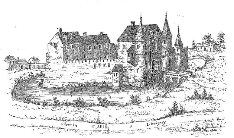 Chateau-d-Attilly-1706-cavalière