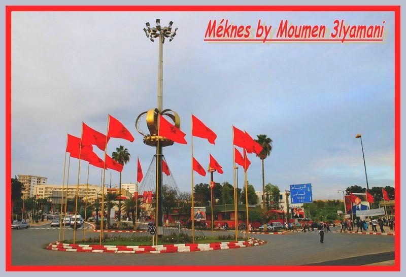 Méknes 2007