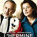 L'hermine, film de christian vincent