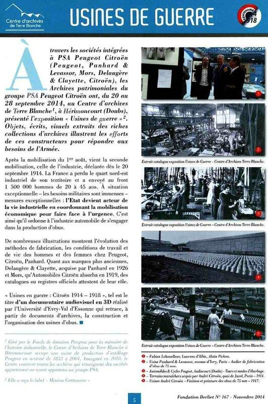 usine de guerre berliet