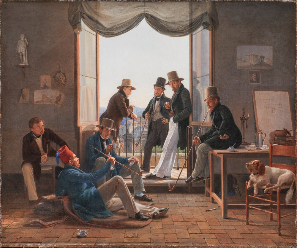 The Danish Golden Age at Nationalmuseum, Stockholm