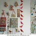Mur de l'atelier marimerveille