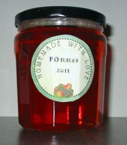 Confiture Pomme 2011