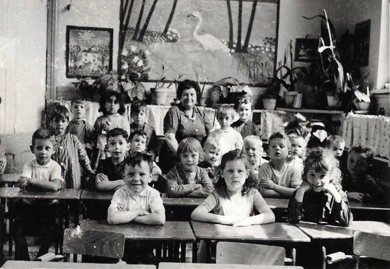 TRELON-Ecole Maternelle 1963 B