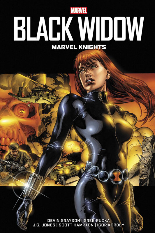best of marvel black widow marvel knights