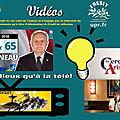 Vidéos du jour