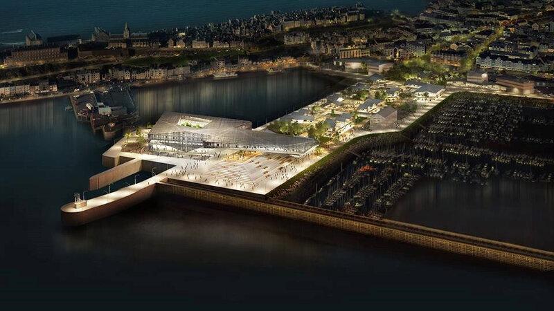 Projet OBERON - proget portuaire