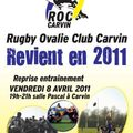 Carvin: rugby ovalie club