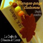 Marque-Page 'Automne' (2)