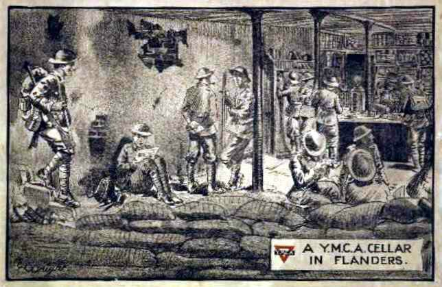 YMCA in flanders