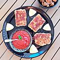 ...poisson pané, ketchup maison de cyril lignac dans tous en cuisine...