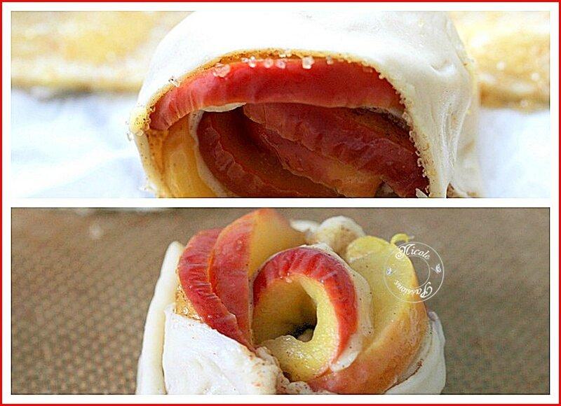 pommes feuilletées1