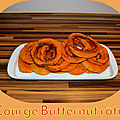 Courge butternut rotie