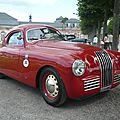 FIAT 1100S Mille Miglia Berlinetta 1948 Schwetzingen (1)