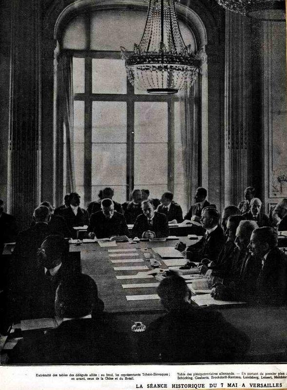 Traité de Versailles21