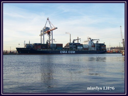 Cma Cgm Fort St Louis 7