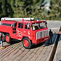 Berliet fpt ff 6x6. hors route. ixo. 1/43. hachette collection.