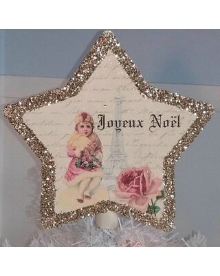 french-inspired-christmas-tree-topper-eiffel-tower-paris-christmas-decor-joyeux-noel-shabby-chic-victorian-holiday-decor