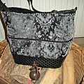Sac so-ka baroque noir