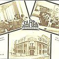 Connaissez-vous la fabrique de montres sarda, avenue carnot?