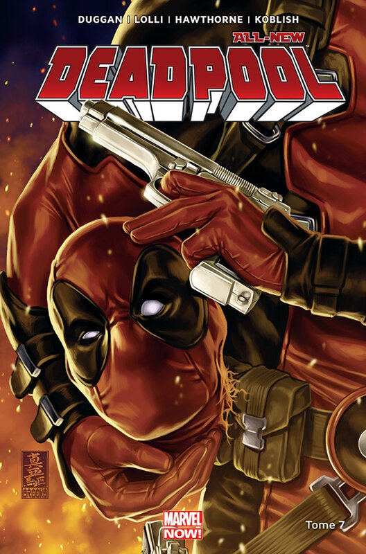 marvel now all new deadpool 07 secret empire